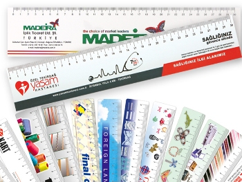 PVC Flexible Ruler (30 cm)