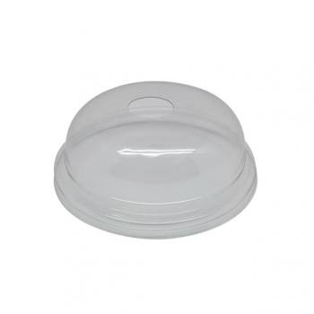 Curved Shape Lid for Pet Cups