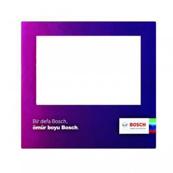 Picture Frame Advertising Magnet