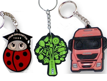 KAU-1 - Promotional Injection Keychain
