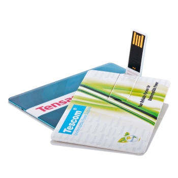 Promotional Card Shaped USB Memory (8 GB)