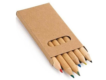 Promotional Color Pencil Set