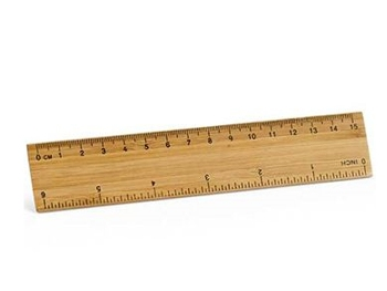 BOS-6023 - Promotional Ruler