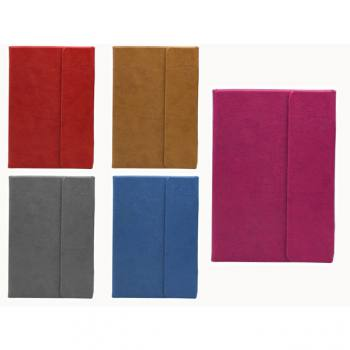 365 - Thermo Leather Notebook with Side Cover
