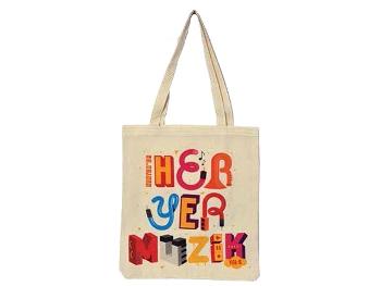Raw Cloth Bag, Digital Printed 35x40cm