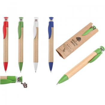BPK-1129 - Roller Pen with Seed