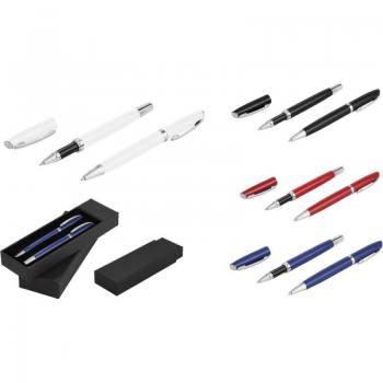 Roller and Ballpoint Pen Set