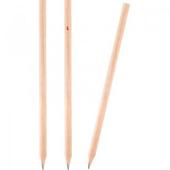 Round Natural Pencil