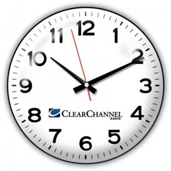 Royal Wall Clock (Curved Glass - 35cm)