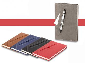 Thermo Leather Cover Notebook