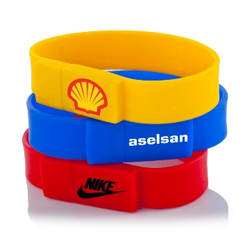 Wristband USB Memory Stick (8 GB)