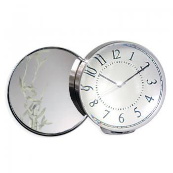 Yerküre Mirrored Table Clock