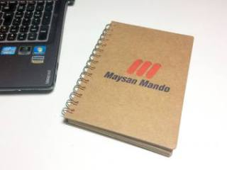 Maysan Mando, one of the leading suppliers of automotive supplier industry, continued with Kraft Notebooks
